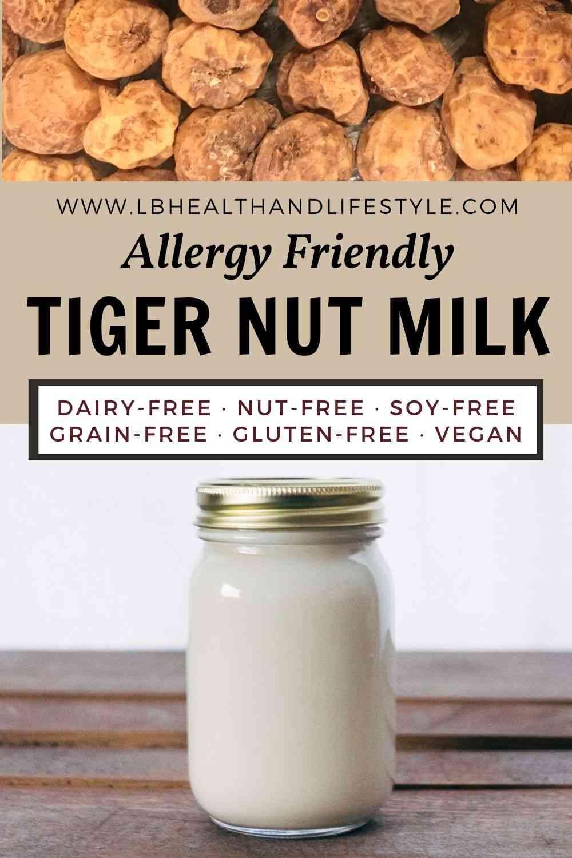 Tiger Nut Milk – Horchata De Chufa