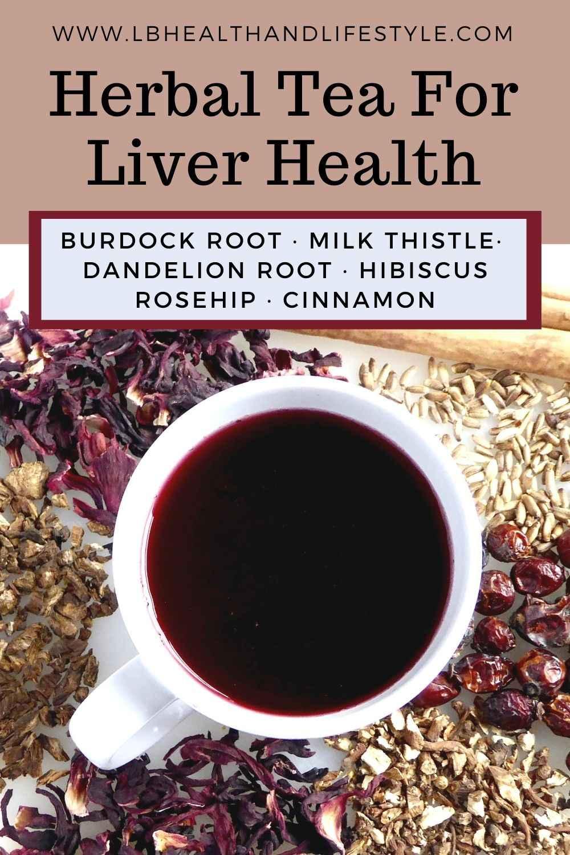 Liver Detox Tea Recipe – Herbal Blend