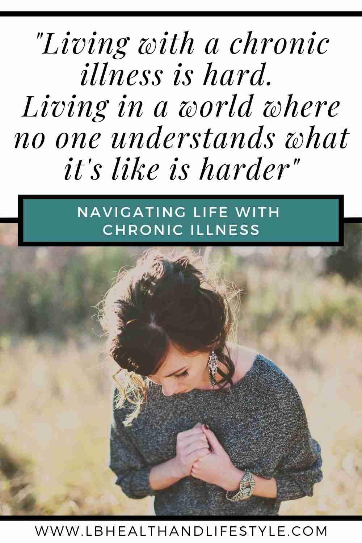 navigating life with chronic illness