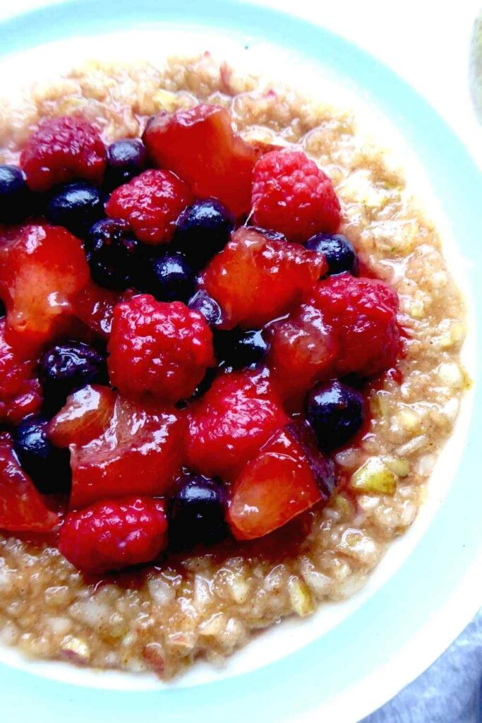 grain free porridge