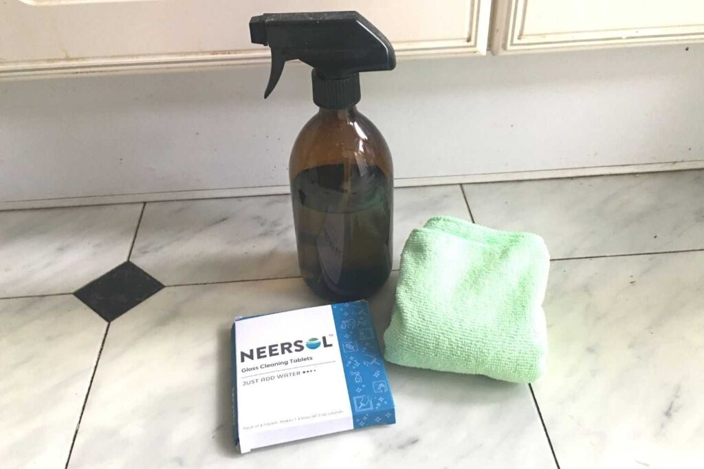 non toxic glass cleaner